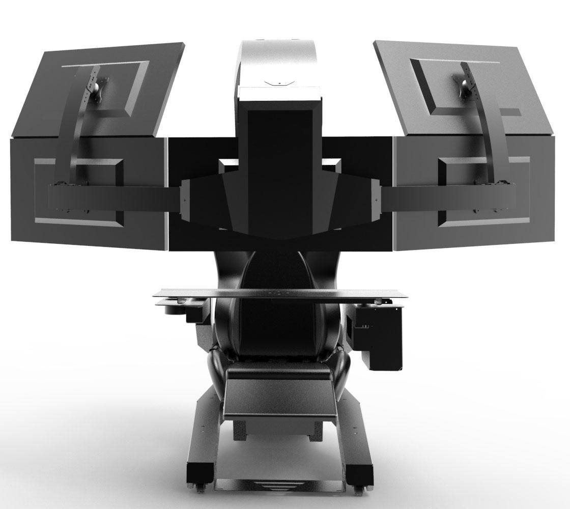 Imperatorworks Iw 320 Zero Gravity Workstation Gaming Chair
